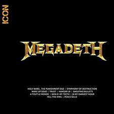 Icon by Megadeth (CD, Feb-2014, Capitol)