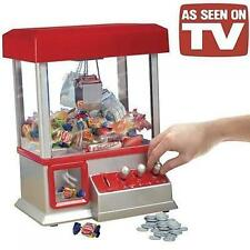 The Claw! Electronic Carnival Crane Arcade Machine Game! As Seen On TV! NEW!