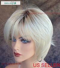 """REESE"" RENE OF PARIS NORIKO WIG  *CHAMPAGNE  R *NEW IN BOX WITH TAGS 534"