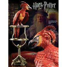 Harry Potter Fawkes The Phoenix Sculture The Noble Collection