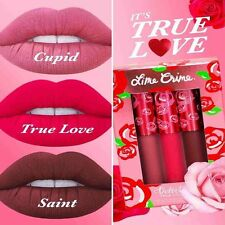Lime Crime Velvetines Liquid Matte Lip Gloss Lipstick - True Love
