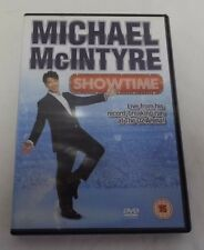 Michael McIntyre Showtime Live DVD From O2 Arena