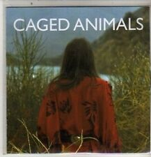 (DE10) Caged Animals, This Summer i'll Make It Up To You - DJ CD