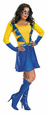 Wolverine Wild Thing X-Men Female Adult Costume Marvel Size 4-6
