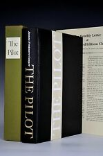 Limited Editions Club The Pilot James Fenimore Cooper LEC Illustrated Signed