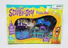 1999 Boley Scooby Doo 18 Piece Wind Up Train Set Castle Version, Gift Idea