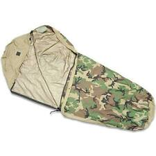Genuine US Military Woodland Camo Bivy Cover MSS GoreTex Sleeping Bag Cover  NWT