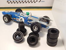 8 neumaticos URETHANO F1 Power Sledge SCALEXTRIC   ES