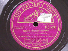 Glenn Miller/Tuxedo Junction-Danny Boy/His Master's Voice B.D.5595/EX