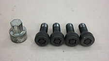 BMW Mini Cooper One R50 R53 R55 R56 R58 Set locking wheel bolt locks M14X1,25