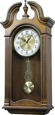 (New!) WSM TIARA II Chiming/Musical Wall Regulator Clock by Rhythm Clocks