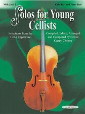 Suzuki Solos Young Cellists 6 (vc/pno); Cheney, Carey, ALFRED - 21380X