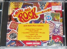 1 CD I MITI DEL ROCK HARD HEAVY METAL LIVE-BLACK SABBATH OZZY OSBOURNE/IRON MAN