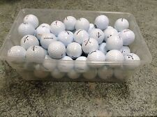 Box Of 100+ Golf Balls Titleist Callaway Bridgestone Pinnacle Nike TaylorMade