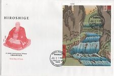 Micronesia FDC 1998 Hiroshige 200th Anniversary Japanese Artist 5 Covers |