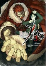Fate Zero  Volume 3   Shinjiro  Manga Pbk  NEW