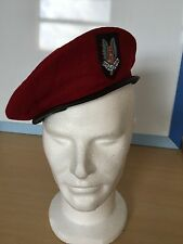 MILITARY BERET CAP HATS WW II WHO DARES WINS BRITISH ARMY