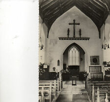 Postcard  Norfolk  Calthorpe our Lady &  St Margaret interior  un posted