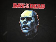 Day of the Dead Zombie Movie George A. Romero T Shirt XL Official 90's Vintage