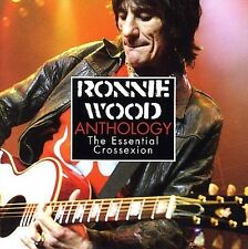 Ronnie Wood Anthology: The Essential Crossexion by Ron Wood (CD, Sep-2006, 2...