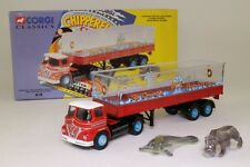 Corgi 14201 Chipperfield's Circus Foden S21 Artic Tank Trailer; Excellent+ Boxed