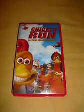 CHICKEN RUN VHS dessin animé
