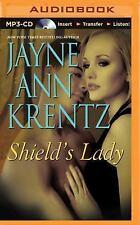Lost Colony: Shield's Lady 3 by Jayne Ann Krentz (2015, MP3 CD, Unabridged)