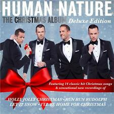 HUMAN NATURE THE CHRISTMAS ALBUM Deluxe Edition CD NEW