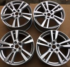 "SET OF FOUR 4 18"" x7.5"" WHEELS RIMS for NISSAN MAXIMA ALTIMA SILVER brand new"