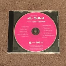Songs from Ally McBeal featuring Vonda Shepard (CD, Music, Soundtrack, 1998)