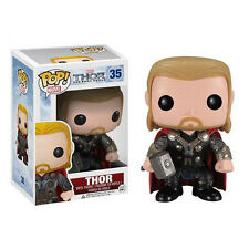 "FUNKO POP Marvel THOR #35 The Dark World Vinyl 3 3/4"" Figure MIMB IN STOCK"