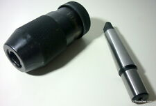 1-13mm B16 Precision KEYLESS Drill Chuck with MT2-B16 Arbor  FAST&FREE POSTAGE!!