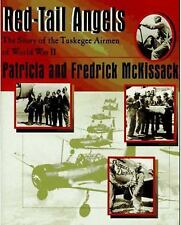 Red-Tail Angels: The Story of the Tuskegee Airmen of World War II-ExLibrary