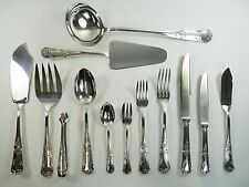 FRENCH Silver Plate Cutlery - G Vivier - 101 Piece Canteen Set for 12