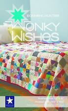 Wonky Wishes Star-Quilt Pattern by Bonnie K. Hunter (2016, Paperback)