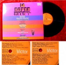 LP 14 SUPER HITS VOL. 1 (1971) Sweet/Middle of...