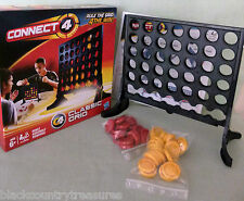 Connect 4 Classic Grid  Four in a Row Board Game Complete