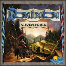 Dominion Adventures Board Game Expansion From Rio Grande Games RIO 510