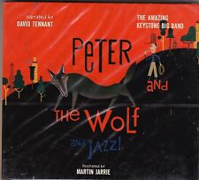 Peter And The Wolf And Jazz - CD