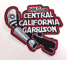 "Star Wars 501st Central California Garrison 4"" Embroidered Patch (SWPA-FC-40)"