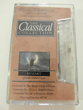 The Classical Collection - Mozart - Album Cassette Tape, Used very good