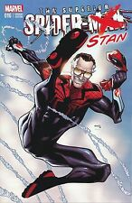 SUPERIOR SPIDERMAN 16 RARE FAN EXPO CANADA COLOR VARIANT NM STAN LEE AMAZING