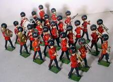 BRITAINS /54MM/25PC./C.1956/HOLLOW CAST/SET #37 COLDSTREAM GUARDS/VERY GOOD/N.B.