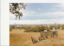 Dame Eileen Atkins and Benjamin Whitrow signed 10x8 photograph. Now Reduced.