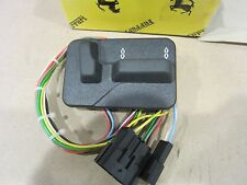 Ferrari 456 GTA RH Seat Control Switch Box (NEW) Part# 63913900