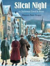 Silent Night: A Christmas Carol Is Born-ExLibrary