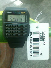 CASIO CA-53W-1Z CLASSIC CALCULATOR WATCH