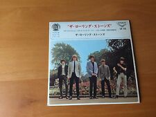 7 INCH SINGLE THE ROLLING STONES SATISFACTION JAPAN 33