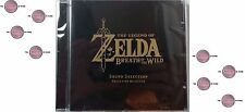 Legend Of Zelda Breath Of The Wild Switch CD Special Edition BO Soundtrack NEUF