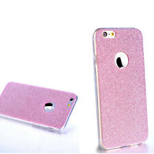 "Luxury Silicone Glitter Shock Proof Phone Case Cover For iPhone 6  6s 4.7""  Pink"